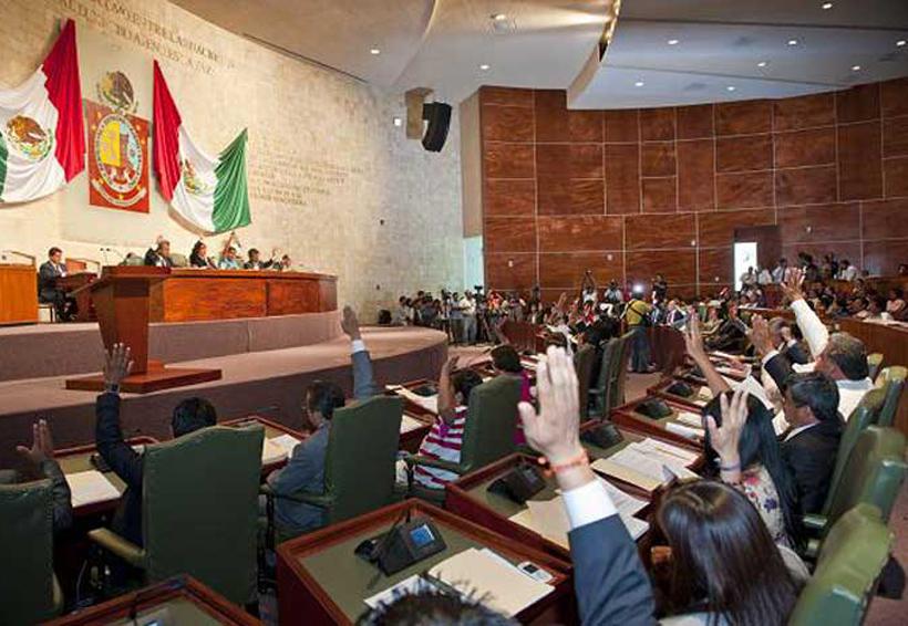 Congreso sin servicio  profesional de carrera | El Imparcial de Oaxaca