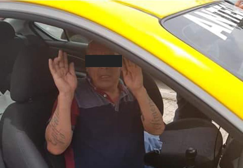Detienen a taxista y a cristalero en Oaxaca | El Imparcial de Oaxaca