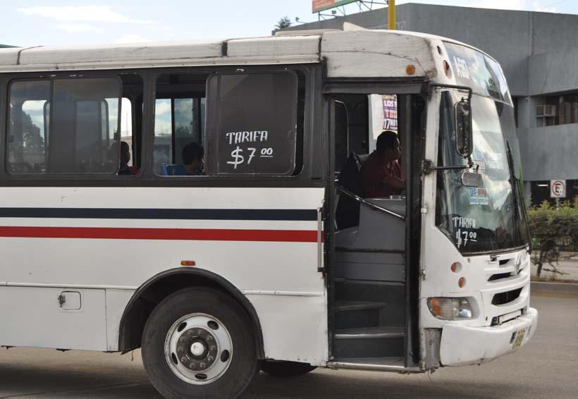 Incrementarán costo del transporte; la movilidad en Oaxaca no mejora | El Imparcial de Oaxaca