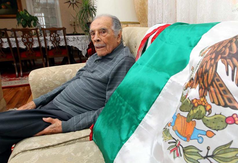Nacho Trelles cumple 102 años   El Imparcial de Oaxaca