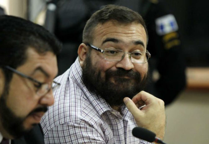 PGR tiene 15 días para presentar acusación contra Javier Duarte por lavado de dinero | El Imparcial de Oaxaca