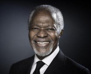 Muere sorpresivamente Kofi Annan a los 80 años