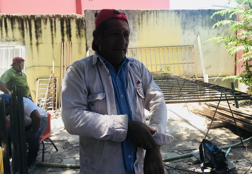 Ángel Sánchez un héroe entre la oscuridad del 7 de septiembre