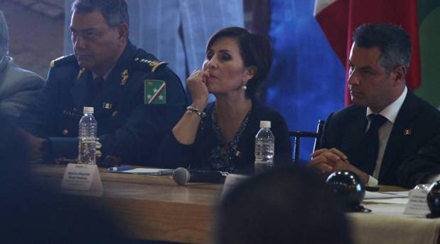 Morena alista denuncias y comisión investigadora por desvíos durante gestión de Rosario Robles | El Imparcial de Oaxaca