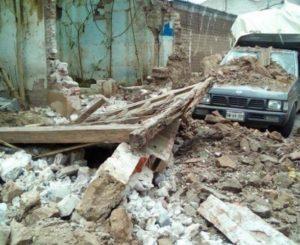 Sinfra y Iocifed  no han vuelto a  la Mixteca para la reconstrucción