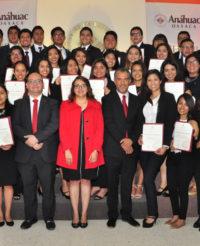 Universidad Anáhuac reconocen la  excelencia académica