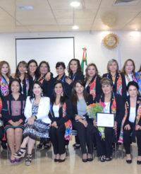 Club Rotario Guelaguetza conmemoró su 14 aniversario