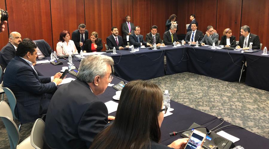 Respaldan senadores de Morena a Universidades con problemas estructurales