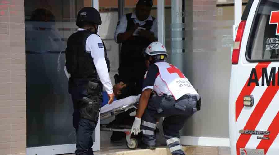 Sangriento asalto en  el centro de Tuxtepec | El Imparcial de Oaxaca