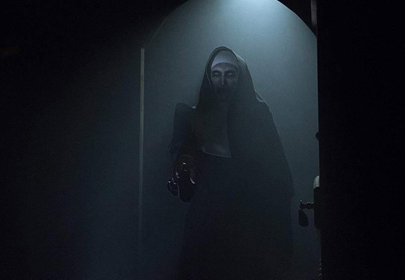Comparan a La Monja con Drácula y Freddy Krueger