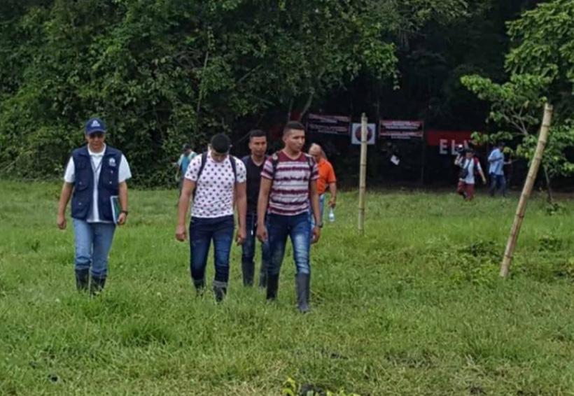 Guerrilla colombiana libera a tres soldados presos desde agosto | El Imparcial de Oaxaca