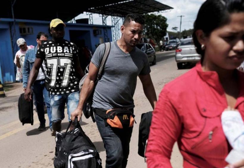 Hay 2.3 millones de venezolanos que emigraron para no morir de hambre   El Imparcial de Oaxaca