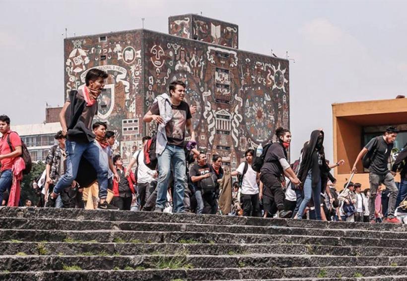 Por orden de arriba ataque contra estudiantes: líder porro | El Imparcial de Oaxaca