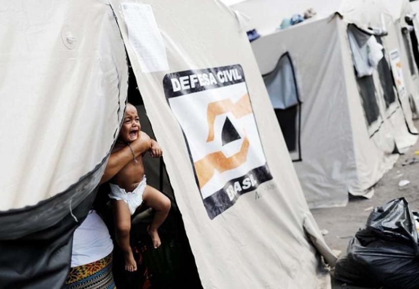 Brasil culpa a venezolanos por brote de sarampión | El Imparcial de Oaxaca
