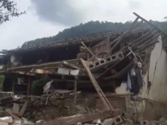 Al menos 39 heridos por sismo en China | El Imparcial de Oaxaca