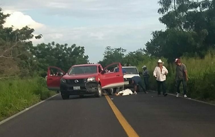 Balacean a un automovilista  en la caretera de Tututepec | El Imparcial de Oaxaca
