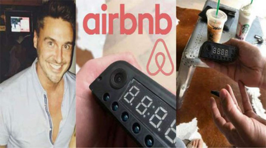Encuentra cámara oculta en su habitación de Airbnb | El Imparcial de Oaxaca