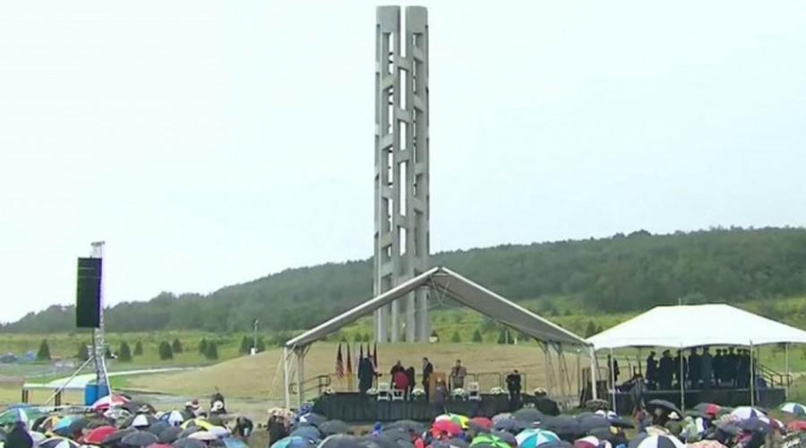 Inauguran torre dedicada a víctimas de vuelo 93 en el 9/11 | El Imparcial de Oaxaca