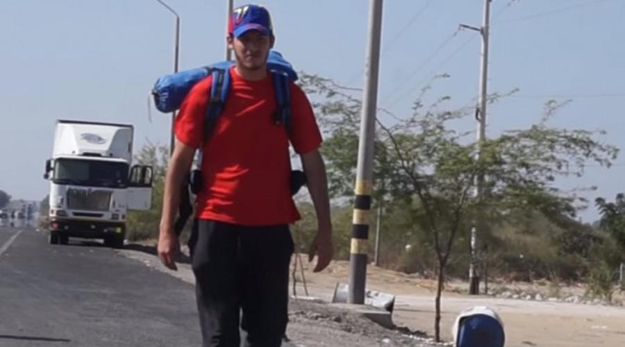 Finge ser migrante venezolano para documentar el trato que reciben | El Imparcial de Oaxaca