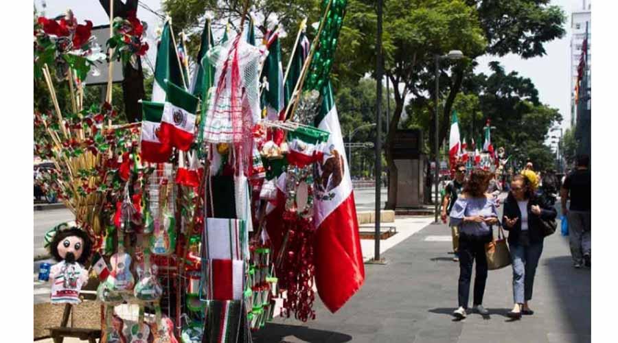 Mexicanos pierden interés por artículos alusivos a fiestas patrias | El Imparcial de Oaxaca