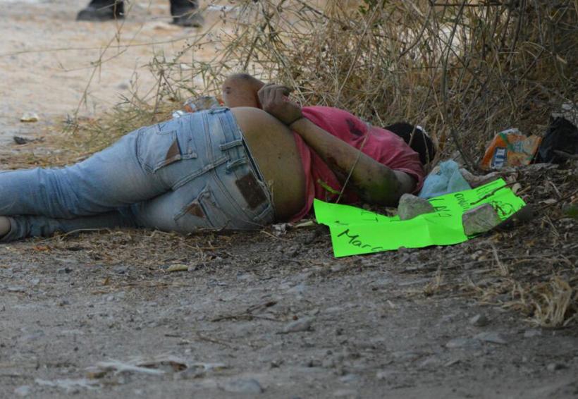 Asesinan a joven y dejan narcomensaje | El Imparcial de Oaxaca