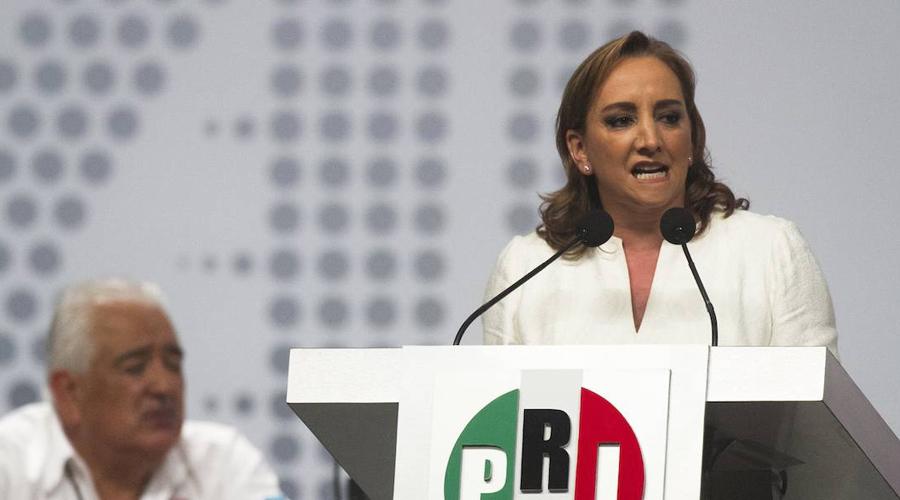 Claudia Ruiz Massieu anuncia nuevos nombramientos en el CEN del PRI | El Imparcial de Oaxaca