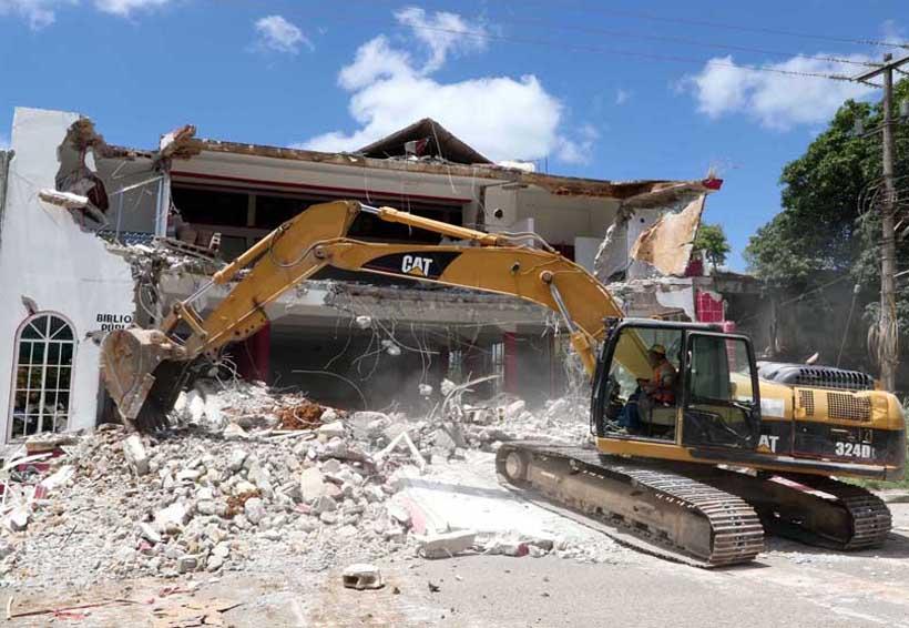 Ixtepec y Juchitán con avance más bajo de reconstrucción | El Imparcial de Oaxaca