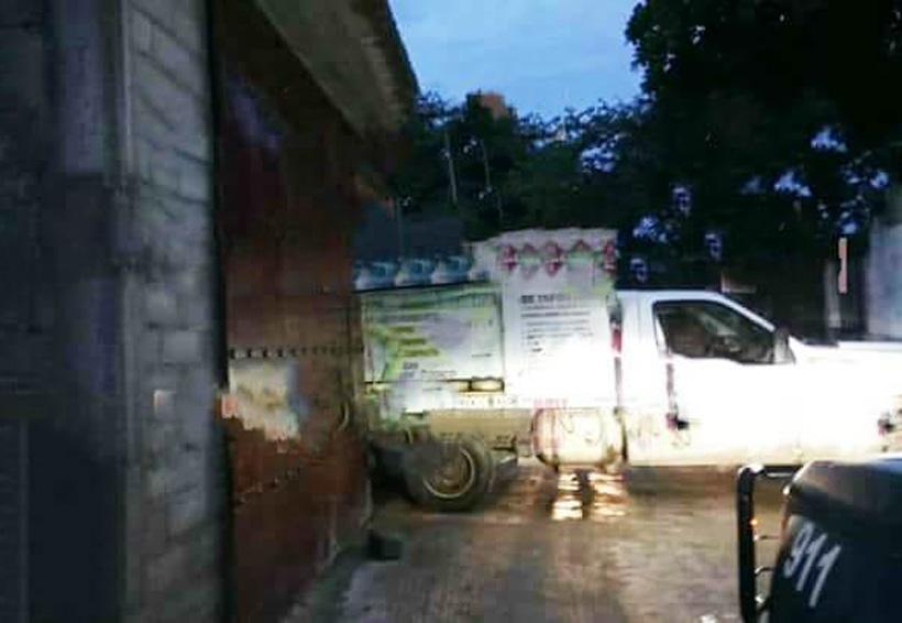 En Juchitán, recuperan camión de gas robado con violencia | El Imparcial de Oaxaca