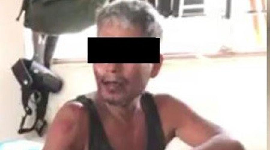 Vecino de San Pedro Chicozapotes atenta  contra elementos de la Policía Municipal | El Imparcial de Oaxaca