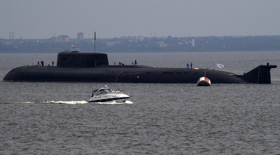 El submarino ruso más secreto, a punto de dejar los astilleros   El Imparcial de Oaxaca