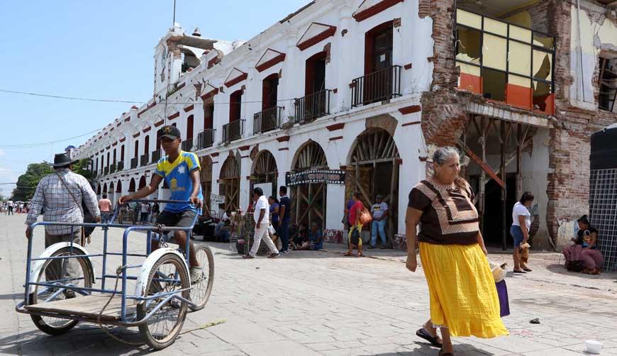 Se cumple un año de la tragedia que nos rebasó a todos | El Imparcial de Oaxaca