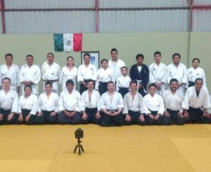 Concluye Seminario de Aikido