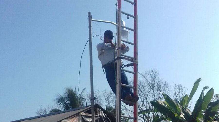 Atienden alumbrado público de Tuxtepec, Oaxaca | El Imparcial de Oaxaca