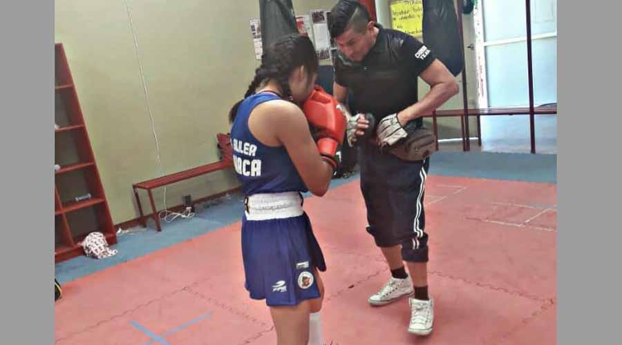 Rumbo a campeonato internacional de box