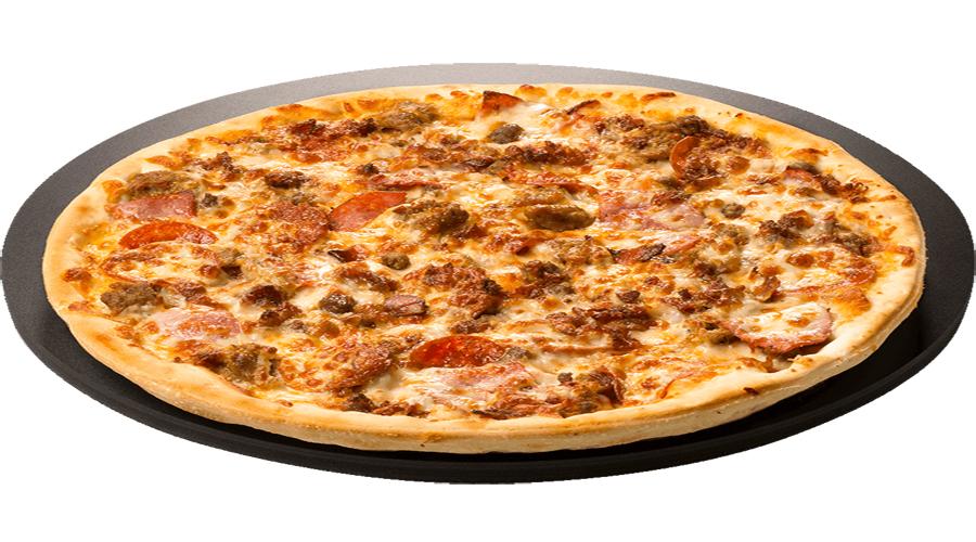 Despiden empleado de estadio de Detroit por escupir en una pizza