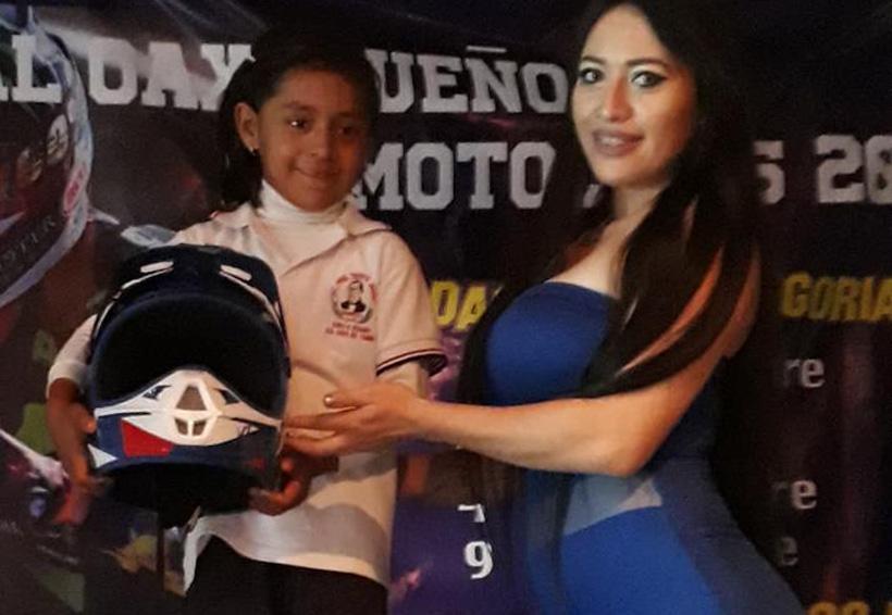 Tras años sin actividad, regresa el motociclismo a El Tequio