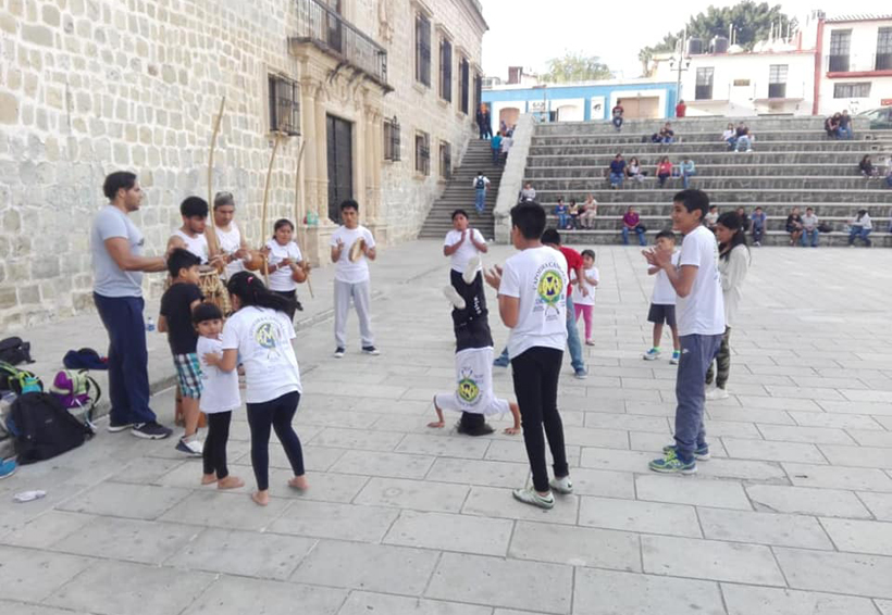 Preparan Encuentro de Capoeira