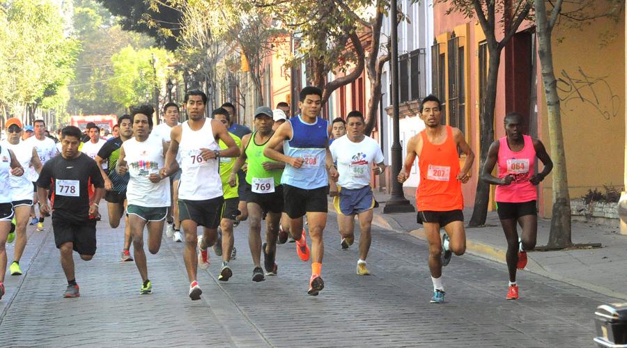 Preparan la carrera atlética de  San Francisco Lachigoló | El Imparcial de Oaxaca