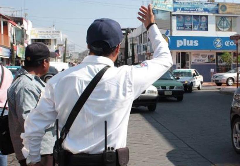 Choque en zona  Centro de Huajuapan | El Imparcial de Oaxaca