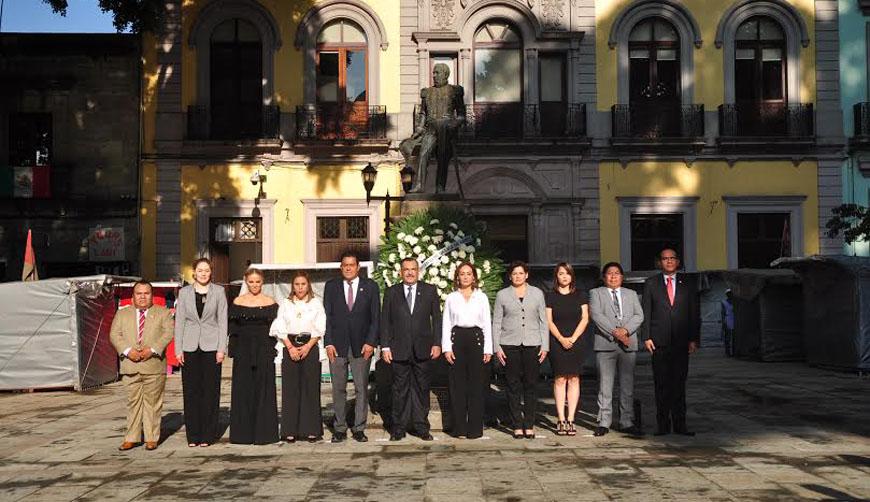 Conmemoran aniversario de  la Batalla del Molino del Rey | El Imparcial de Oaxaca