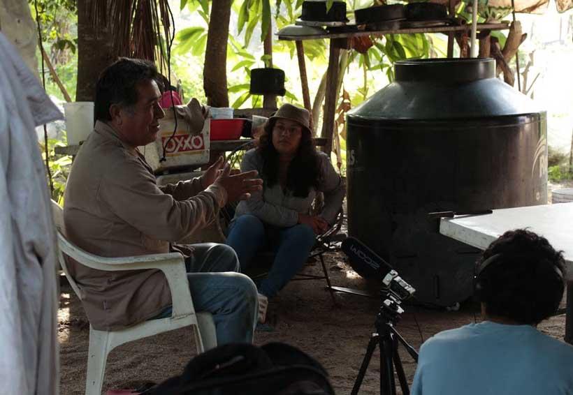 El Capi, la resistencia en cacaluta, cortometraje en Rally  de Video  Documental