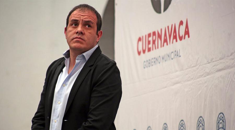 No hay lugar para Rabindranath Salazar en gabinete morelense, reitera Cuauhtémoc Blanco | El Imparcial de Oaxaca