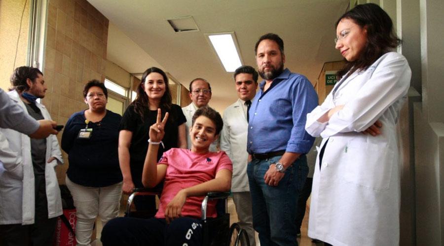 Dan de alta al segundo estudiante lesionado por grupos porriles de la UNAM | El Imparcial de Oaxaca