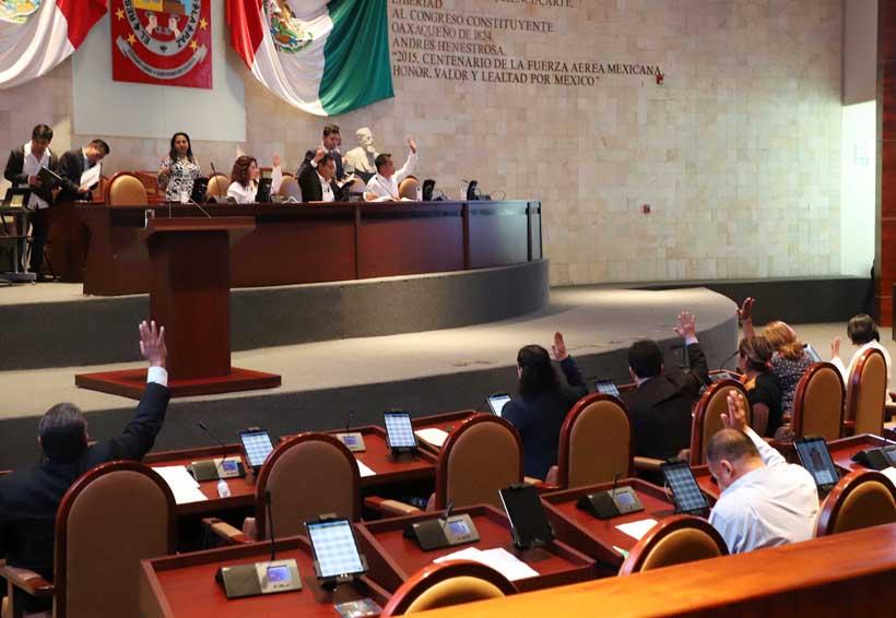 Inicia comparecencia de funcionarios en el Congreso del Estado de Oaxaca   El Imparcial de Oaxaca