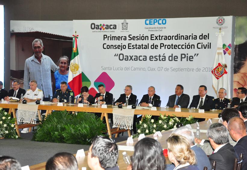 En proceso de reconstrucción, 35 % de viviendas en el Istmo | El Imparcial de Oaxaca