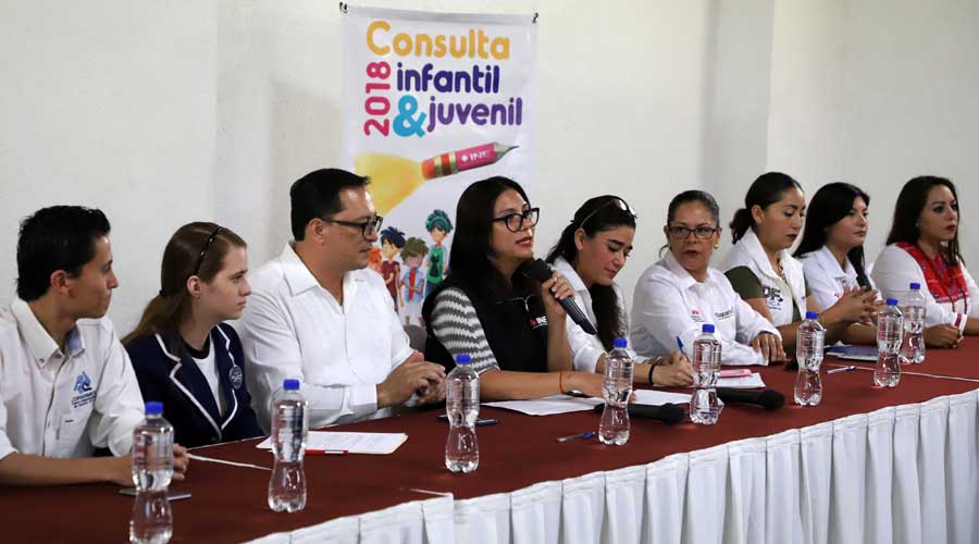 En Oaxaca, anuncian Consulta  Infantil y Juvenil 2018 | El Imparcial de Oaxaca