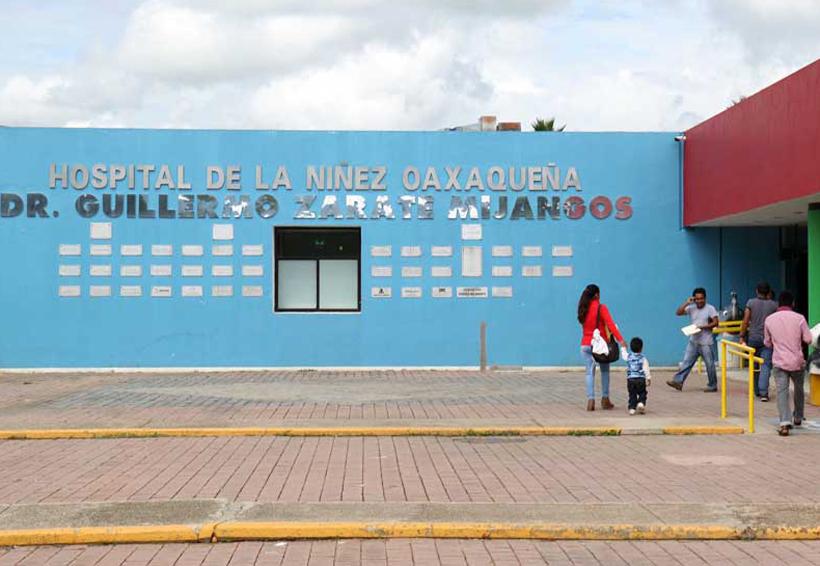 En Oaxaca, no está en riesgo Hospital de la Niñez por falta de tomógrafo | El Imparcial de Oaxaca