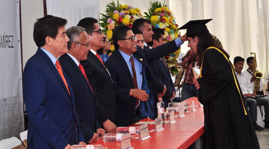 Egresan 350 nuevos profesionistas del ITO | El Imparcial de Oaxaca