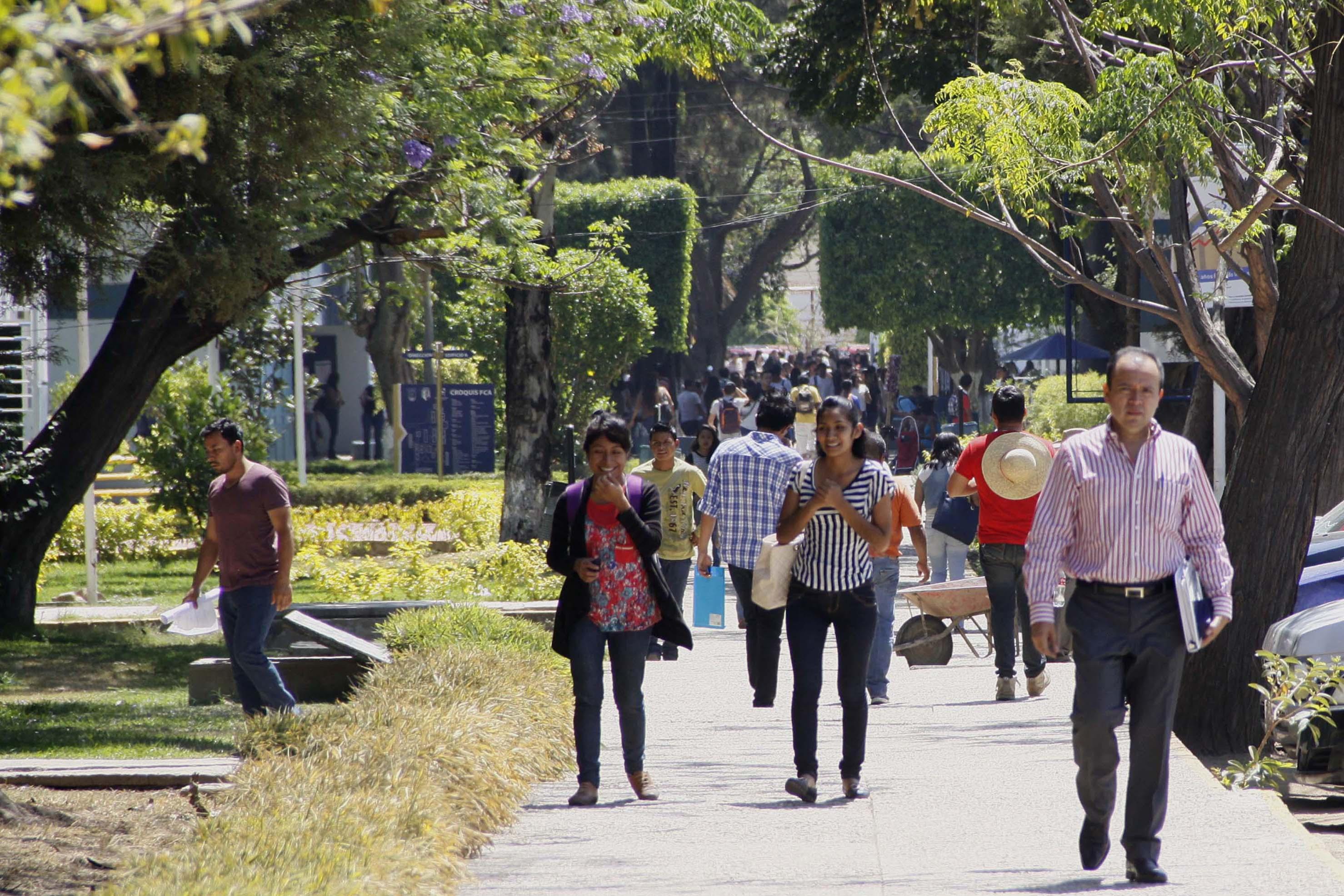 Oaxaca no pinta en educación superior