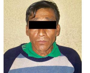 Detienen a presunto feminicida en Loxicha